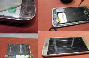 Замена стекла на смартфоне Samsung Galaxy S7 G930F