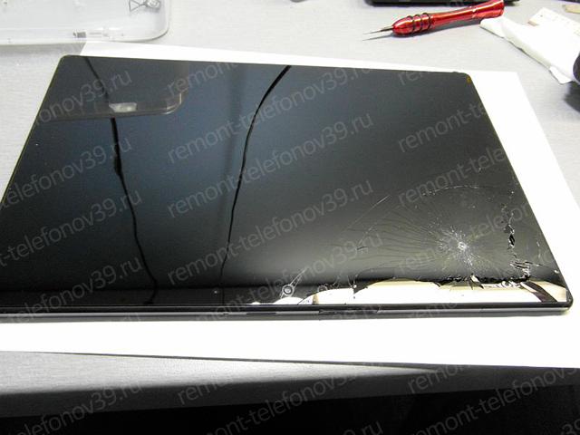 стекло с тачскрином для sony tablet z2